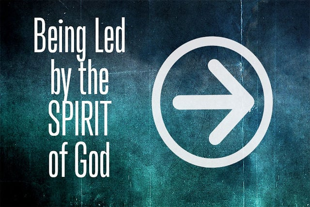 Do not be driven by your Passion for God, but be led by Him